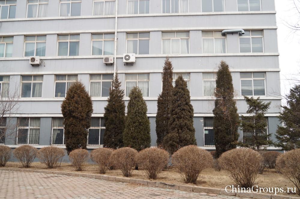 Ляонинский университет науки и технологий