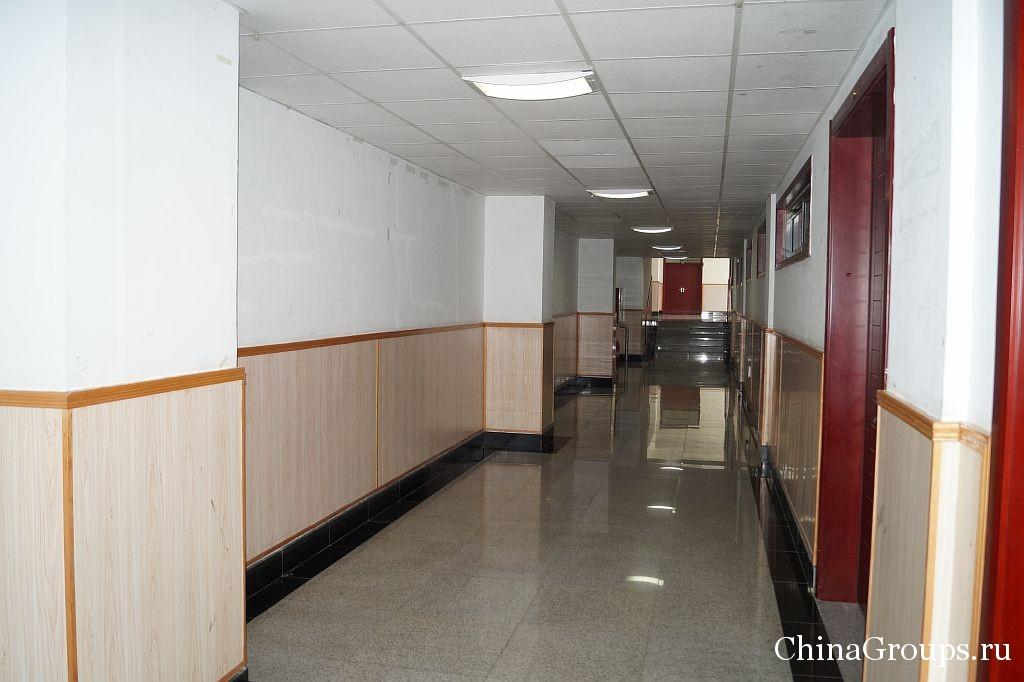 учебный отдел института Циньдао