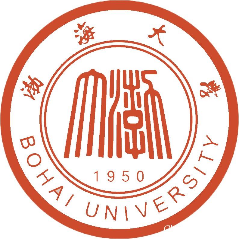 логотип университета Бохай
