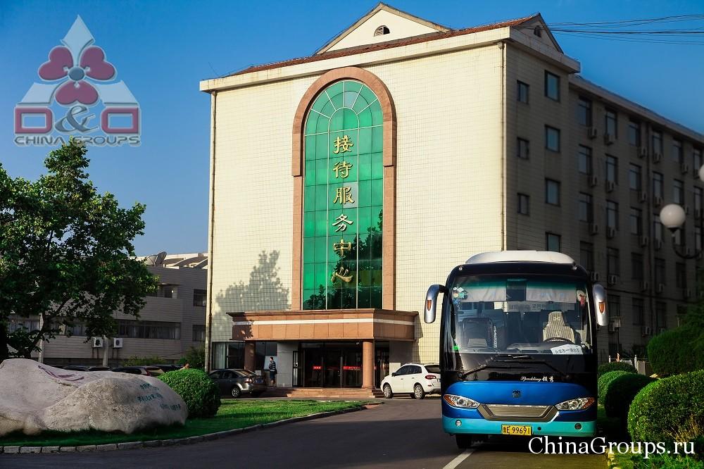 Кампус университета Лудонг