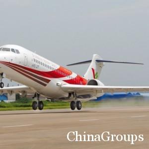Пассажирские виаперевозки Китая