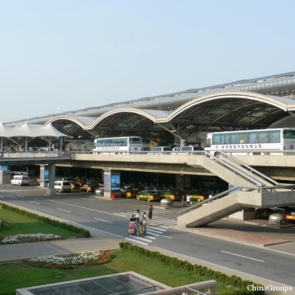 Аэропорт Пекина - один ихз крупнейших в мире