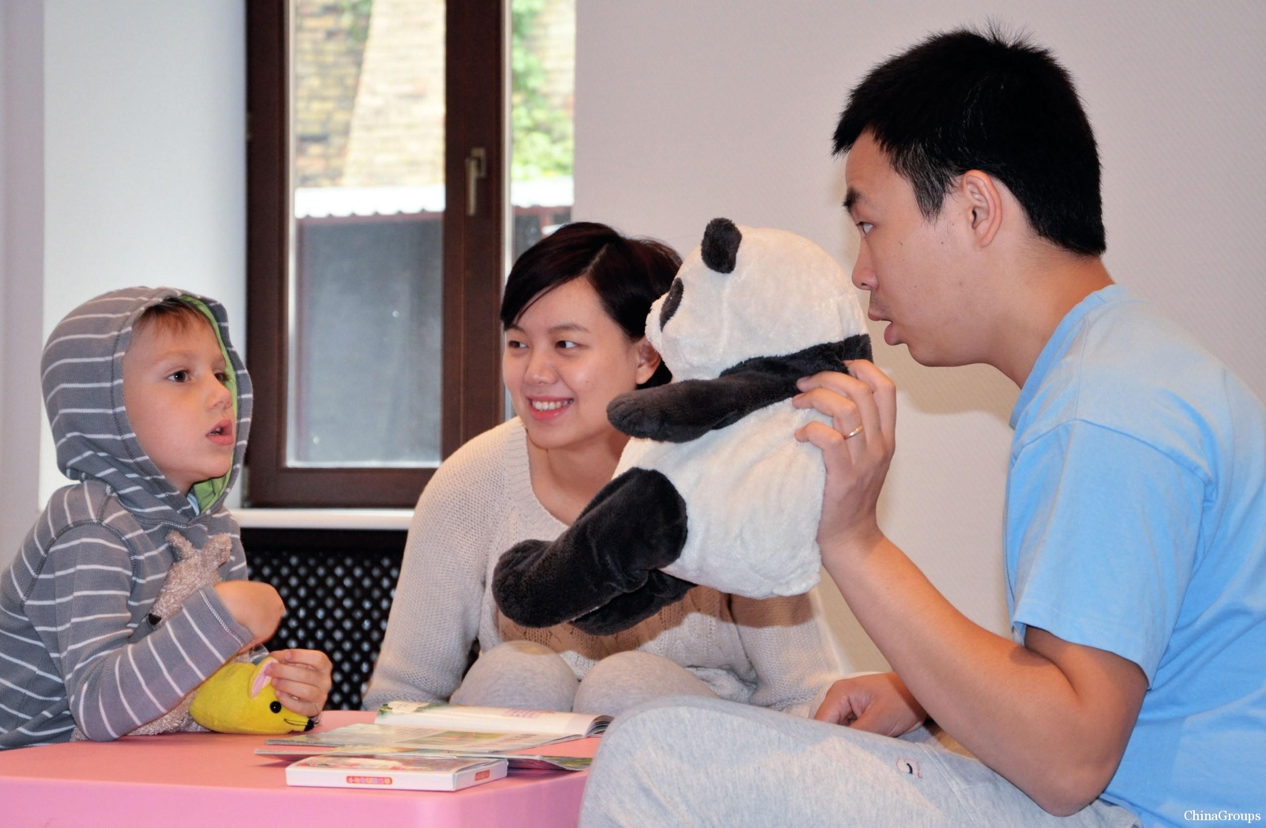 Практика китайского языка в Китае