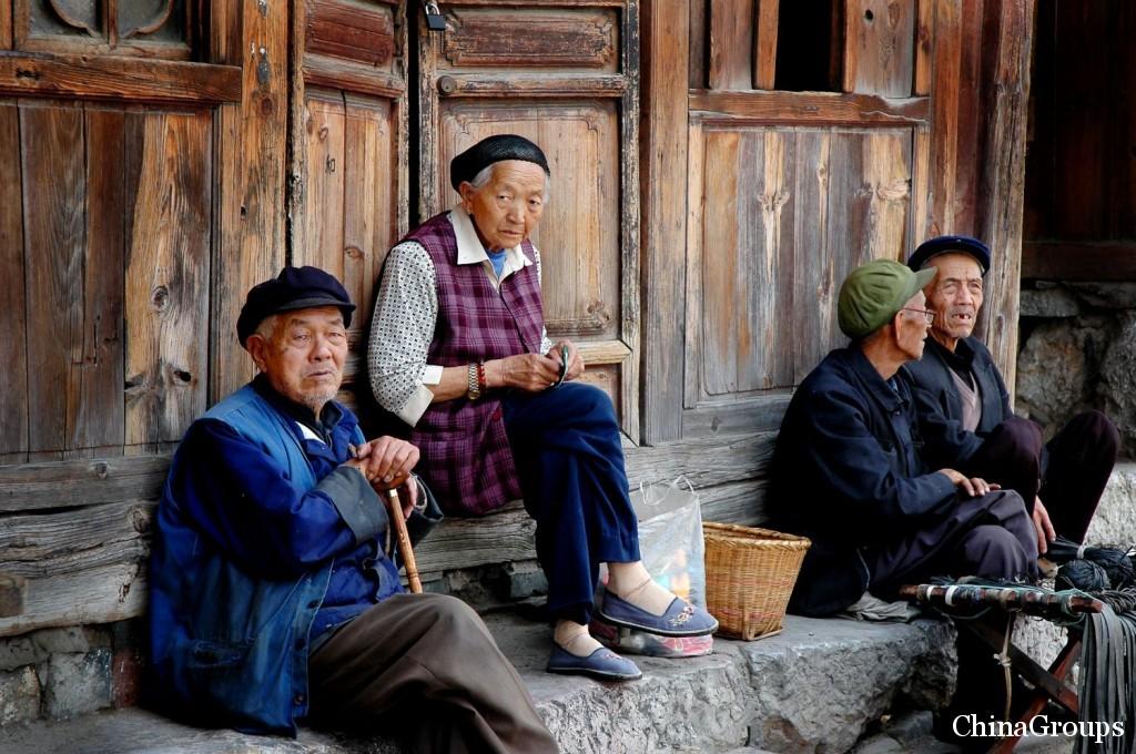 Этикет в общественных местах Китая