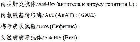 список анализов для медкомиссии на учебу