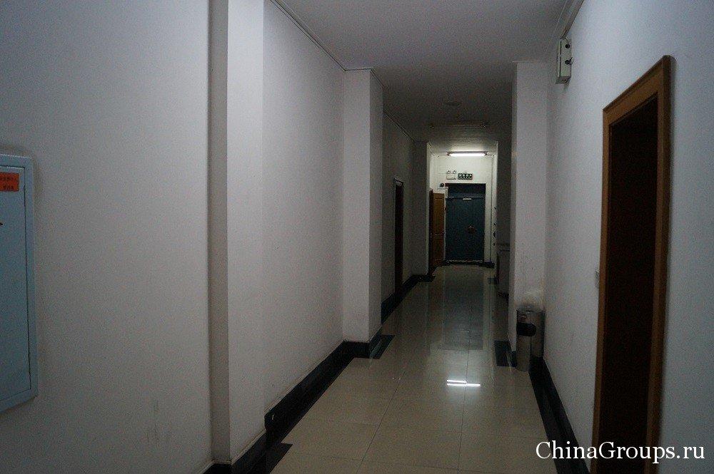 общежитие ХПУ внутри
