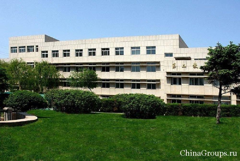 здания и сооружения университета