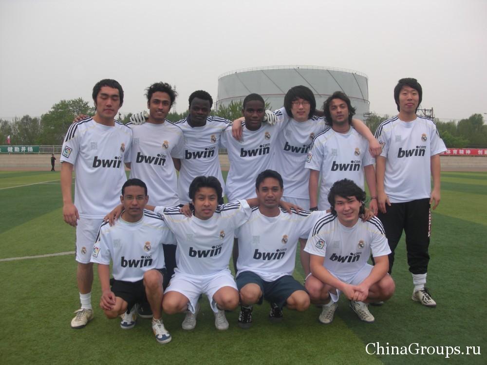 футбольная команда ЛМУ