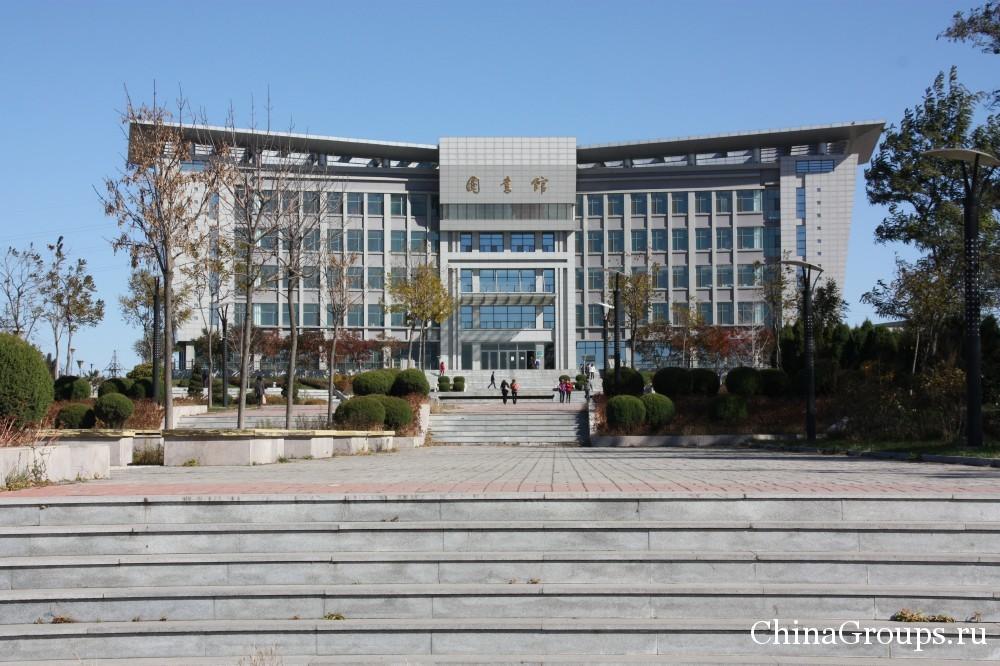 общий вид Ляонинского медицинского университета