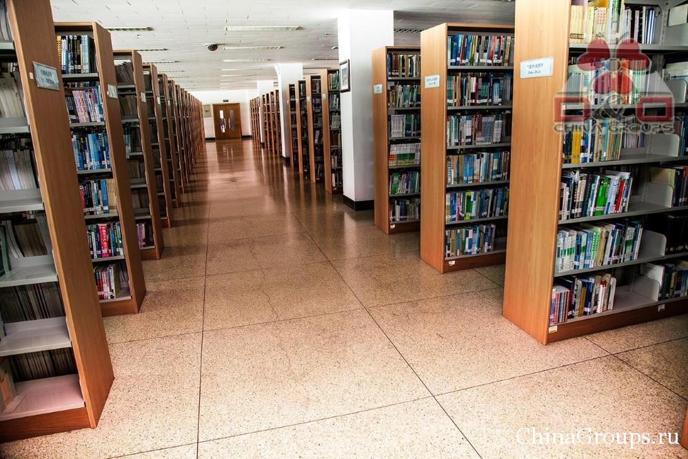 Университетская библиотека (Лудонг)