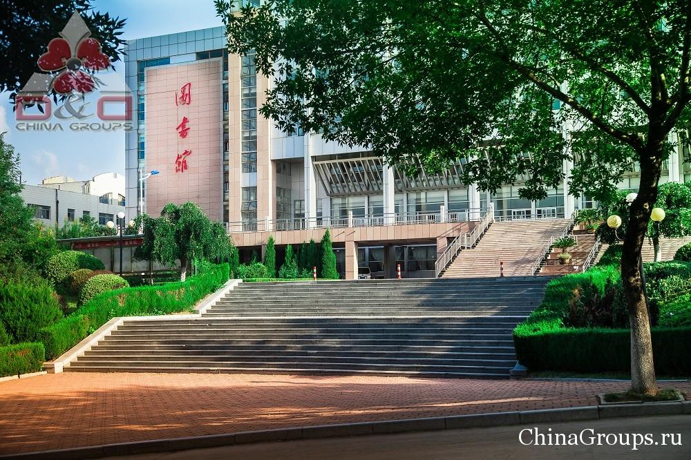 Университет Лудонг летом
