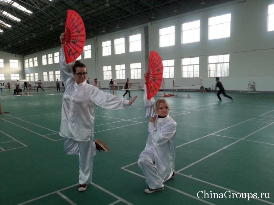 Klass kungfu - studenti Moldavii