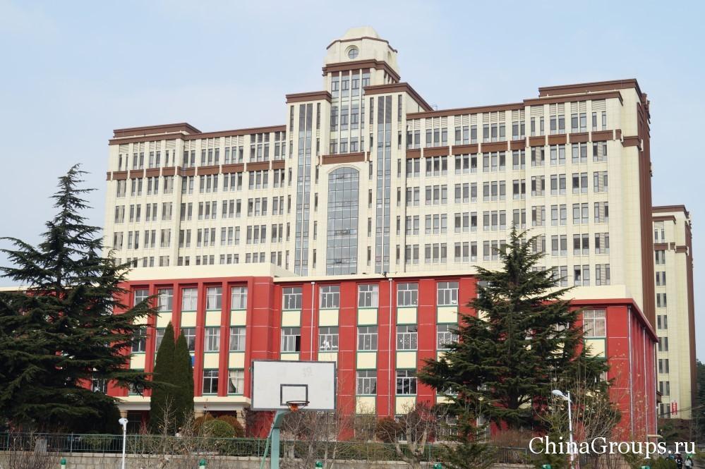 Общежитие для китайских студентов