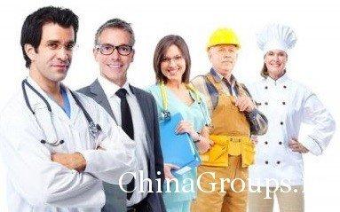 Какую специальность выбрать в Китае