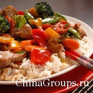 Питание в Китае для студента