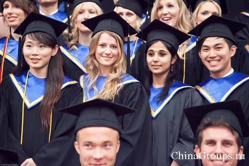 Учеба в Китае для русских