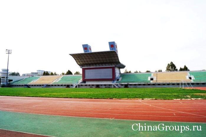 Футбольное поле ШПУ