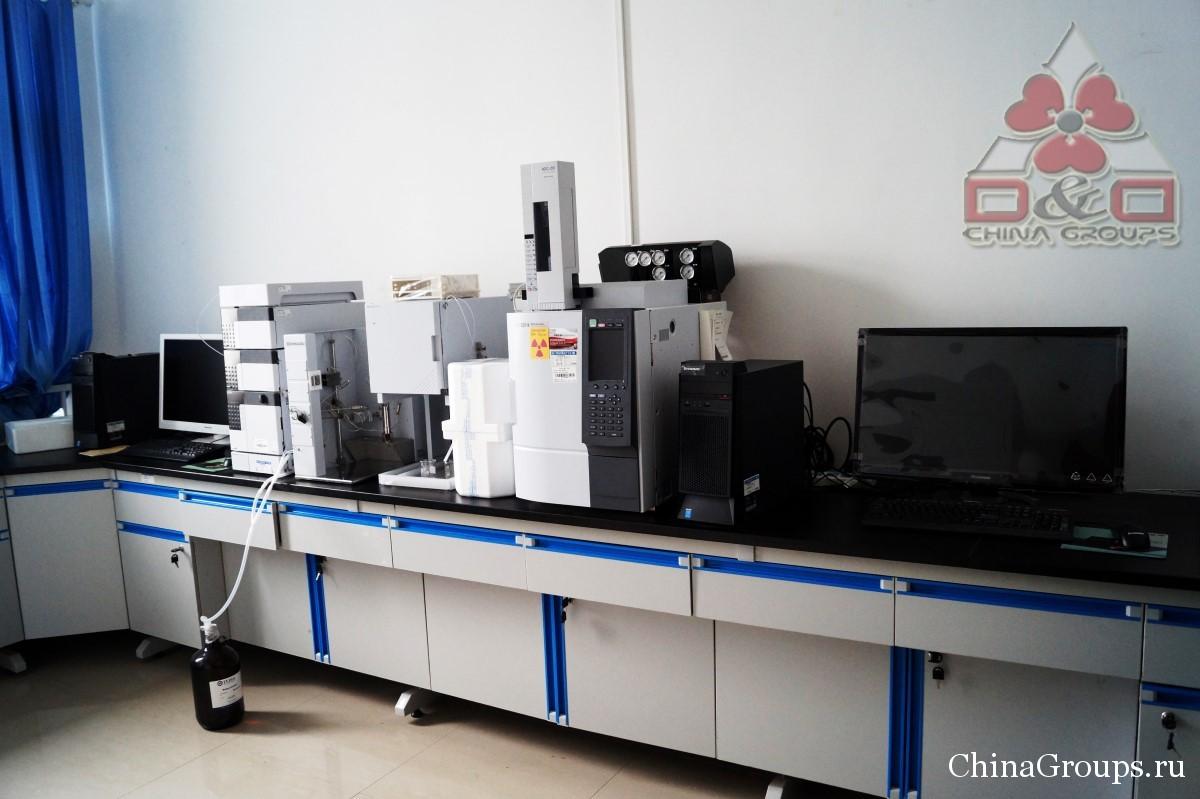 Институт Тунжень оснащенность кафедр научный класс