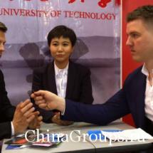 Интервью с руководителем отдела по работе с иностранцами Шаньдунского политехнического университета