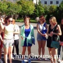 Как прошел заезд студентов в университеты Китая