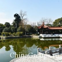 Грантовые программы<br> университета Янчжоу<br> (Yangzhou University)